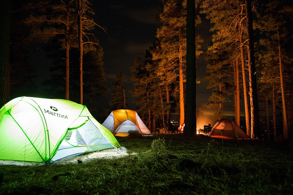 It is a lot of fun for me to get outdoors in the evening and to enjoy some fun under the stars. I love to do some c&ing and to do some ... & An LED Tent Light Is Perfect For Enjoying Refreshing Evening Fun ...